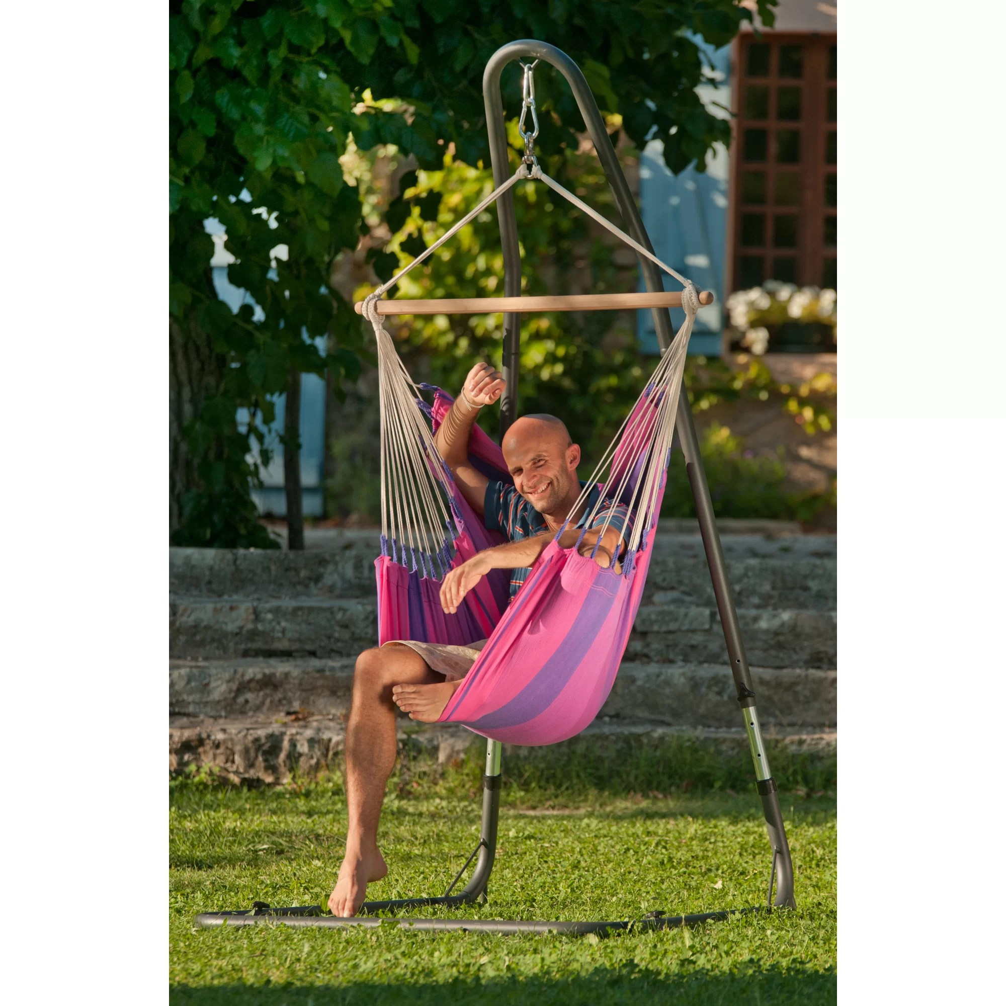 la siesta hammock chair and a half with ottoman sale mediterraneo stand for basic
