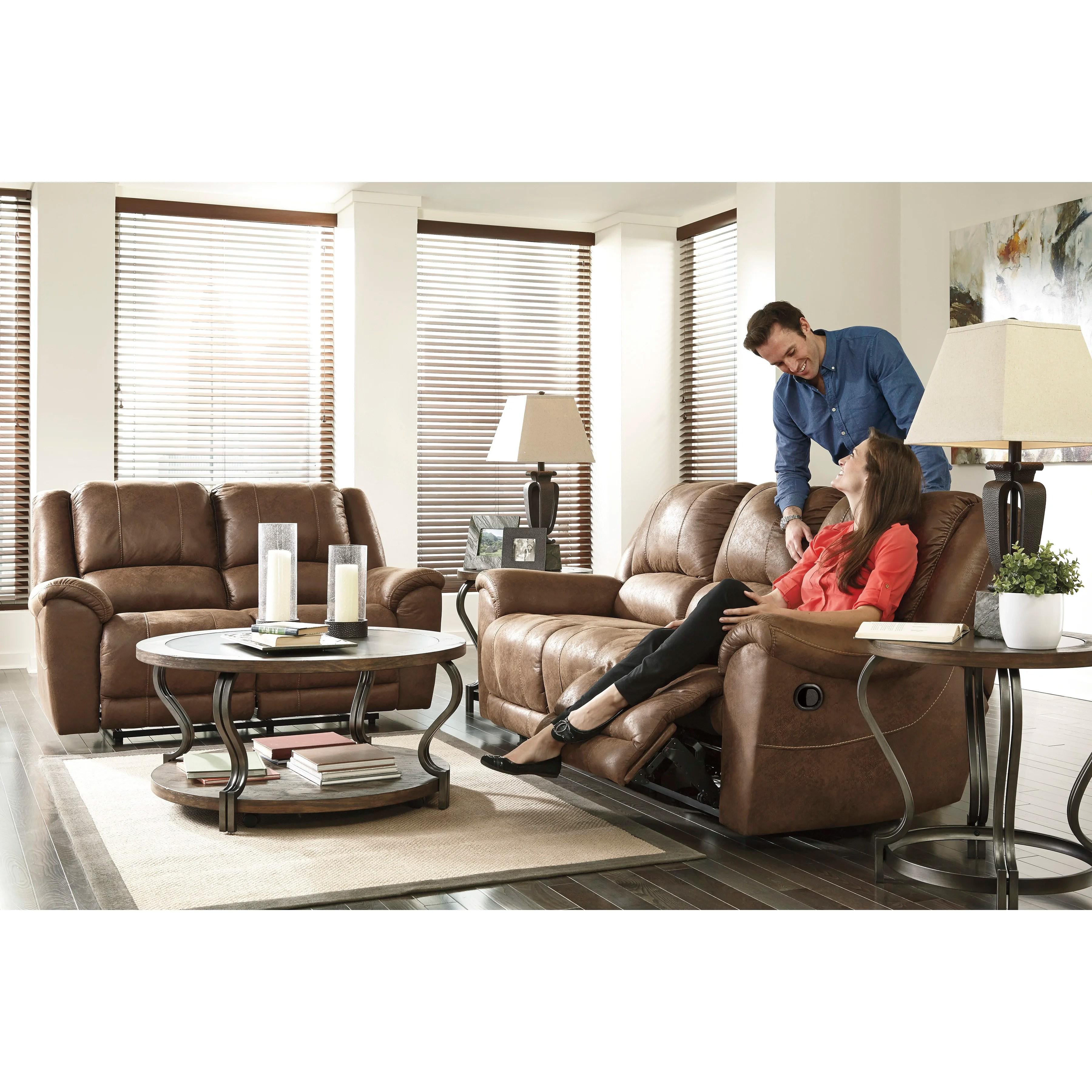 signature design by ashley harvest sleeper sofa best sofas for dogs owners niarobi reclining wayfair