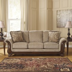 Signature Design By Ashley Harvest Sleeper Sofa Fabric Sofas Online Lanett And Reviews Wayfair