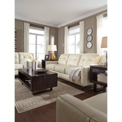 Signature Design By Ashley Harvest Sleeper Sofa Full Size Flip O 39kean Leather Queen Wayfair