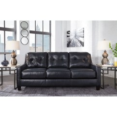 Signature Design By Ashley Harvest Sleeper Sofa Table Images O 39kean Leather Wayfair