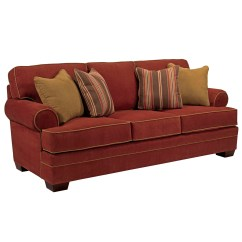 Broyhill Landon Sofa Couch Potato For And Reviews Wayfair Ca