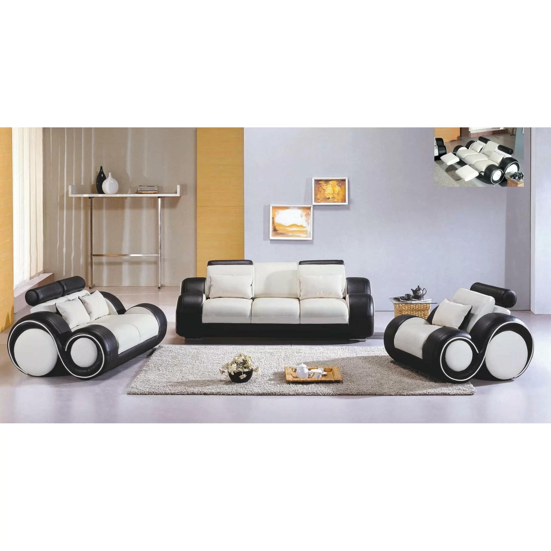 3 piece white leather sofa set costco furniture hematite bonded wayfair