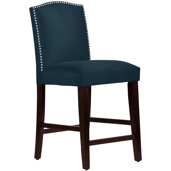 "Custom Upholstery Nadia 26"" Bar Stool &"