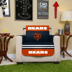 Philadelphia Eagles Chair Fabric Kitchen Chairs With Arms Pegasus Home Fashions Nfl Slipcover And Reviews Wayfair