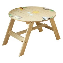 Kids Round Chair The Perfect Sleep Reviews 3 Piece Table And Set Wayfair