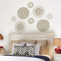 8 Piece Large Wall Decal Set | Wayfair