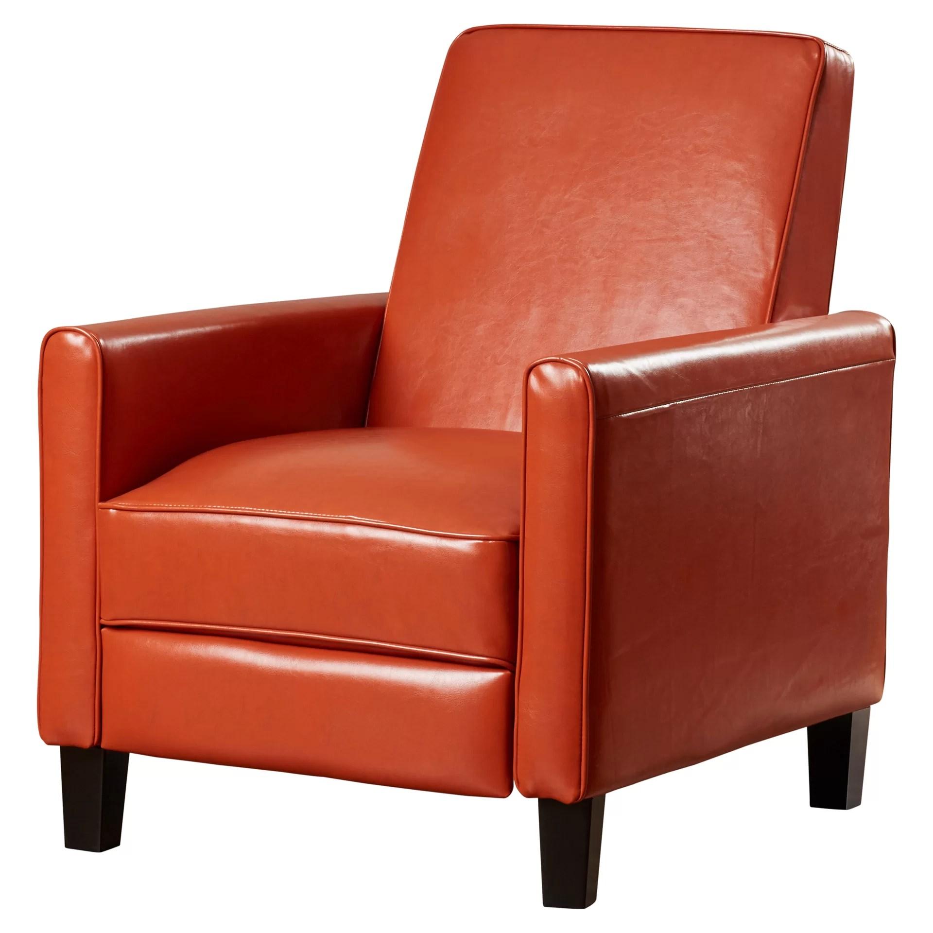 reclining club chair swivel cost lana recliner wayfair ca