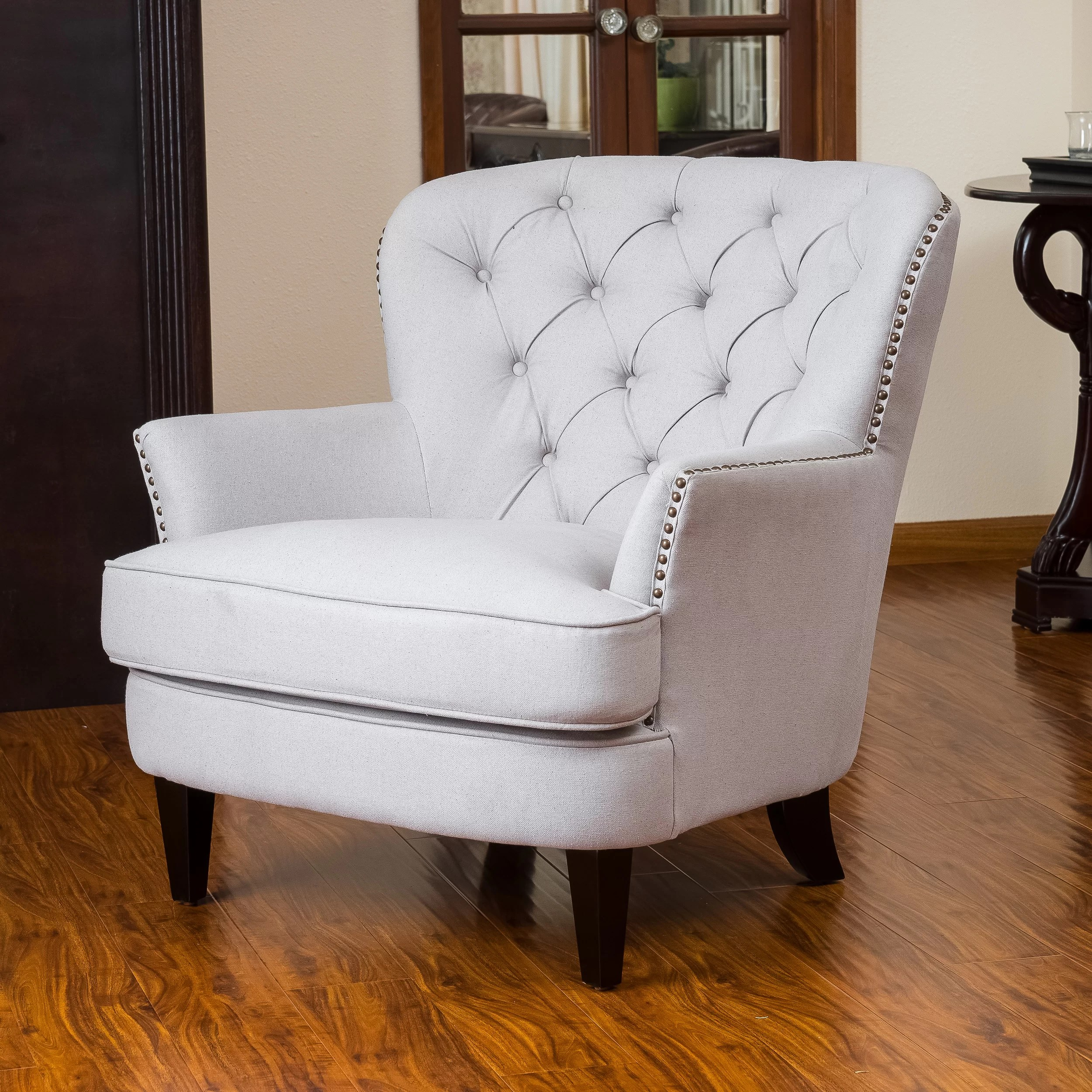 christopher knight club chair very cheap covers home loft concepts waldorf diamond tufted