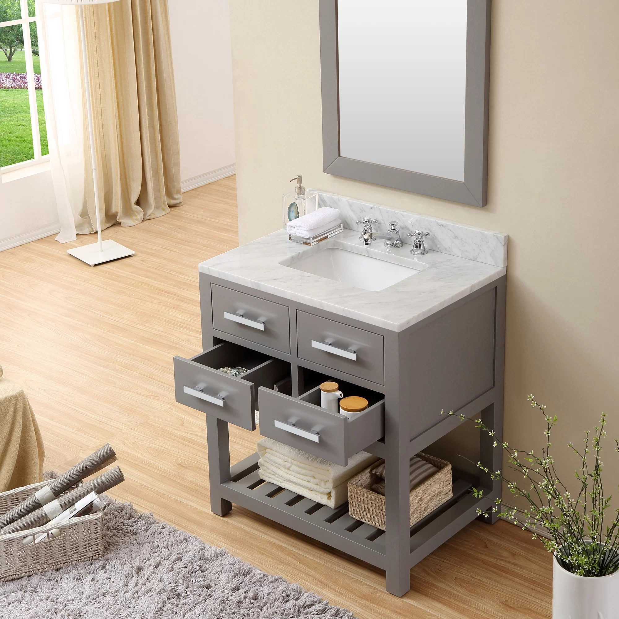 Bathroom Vanity 30 Inch