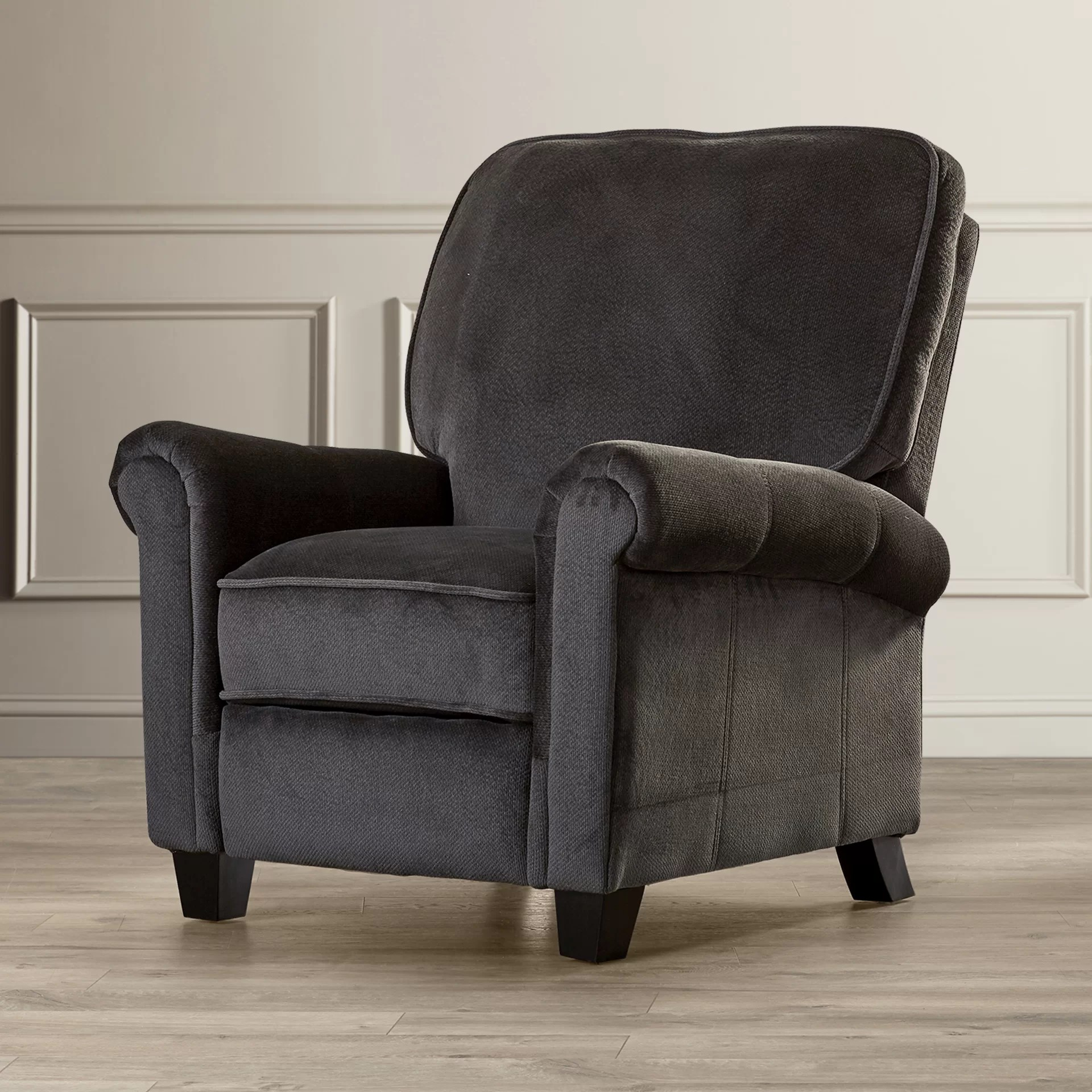 Push Back Chair Longview Push Back Recliner Wayfair