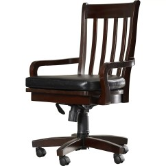 Swivel Chair High Back Rei Flexlite Three Posts Barrville Arm With