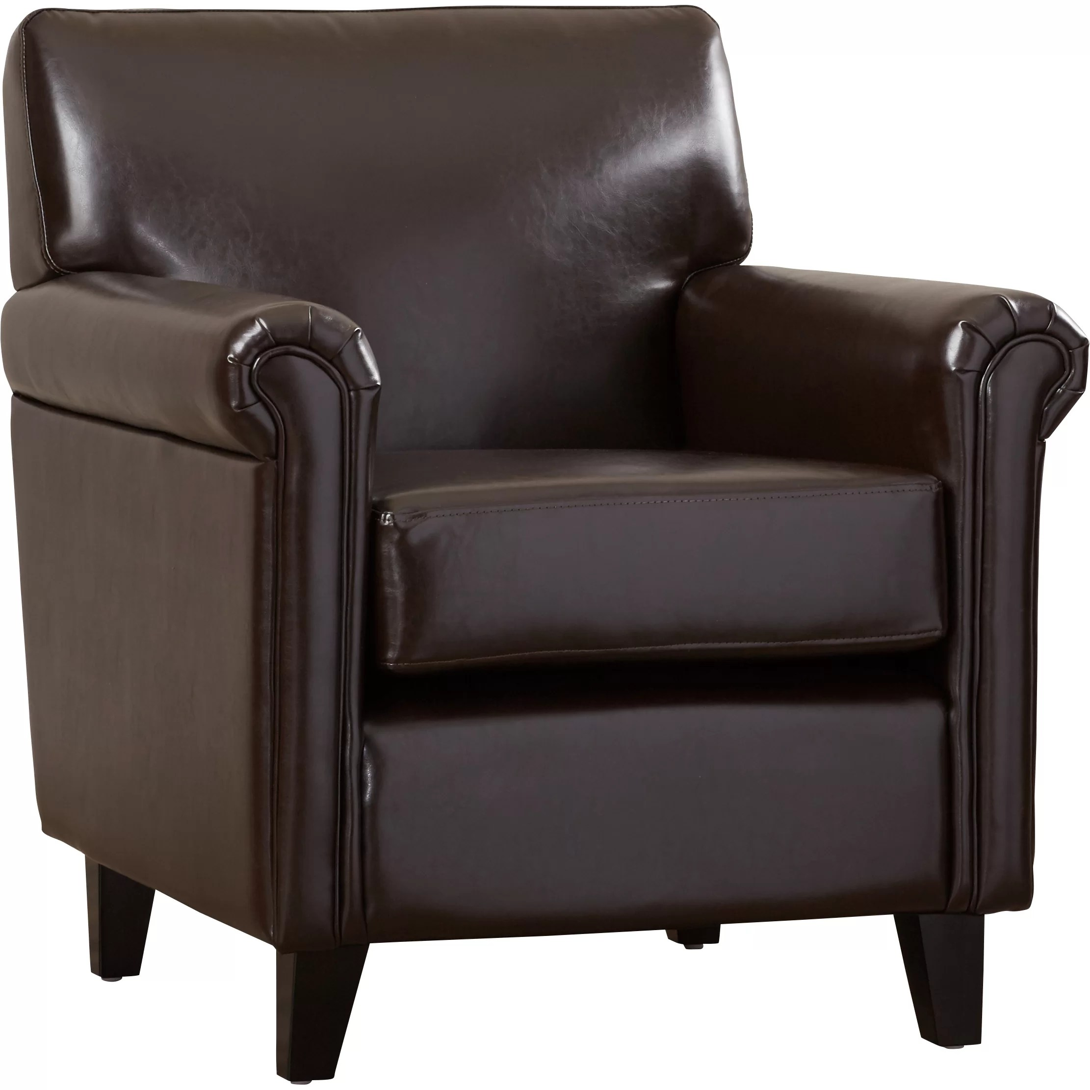 Armed Accent Chairs Three Posts Horsham Upholstered Arm Chair And Reviews Wayfair