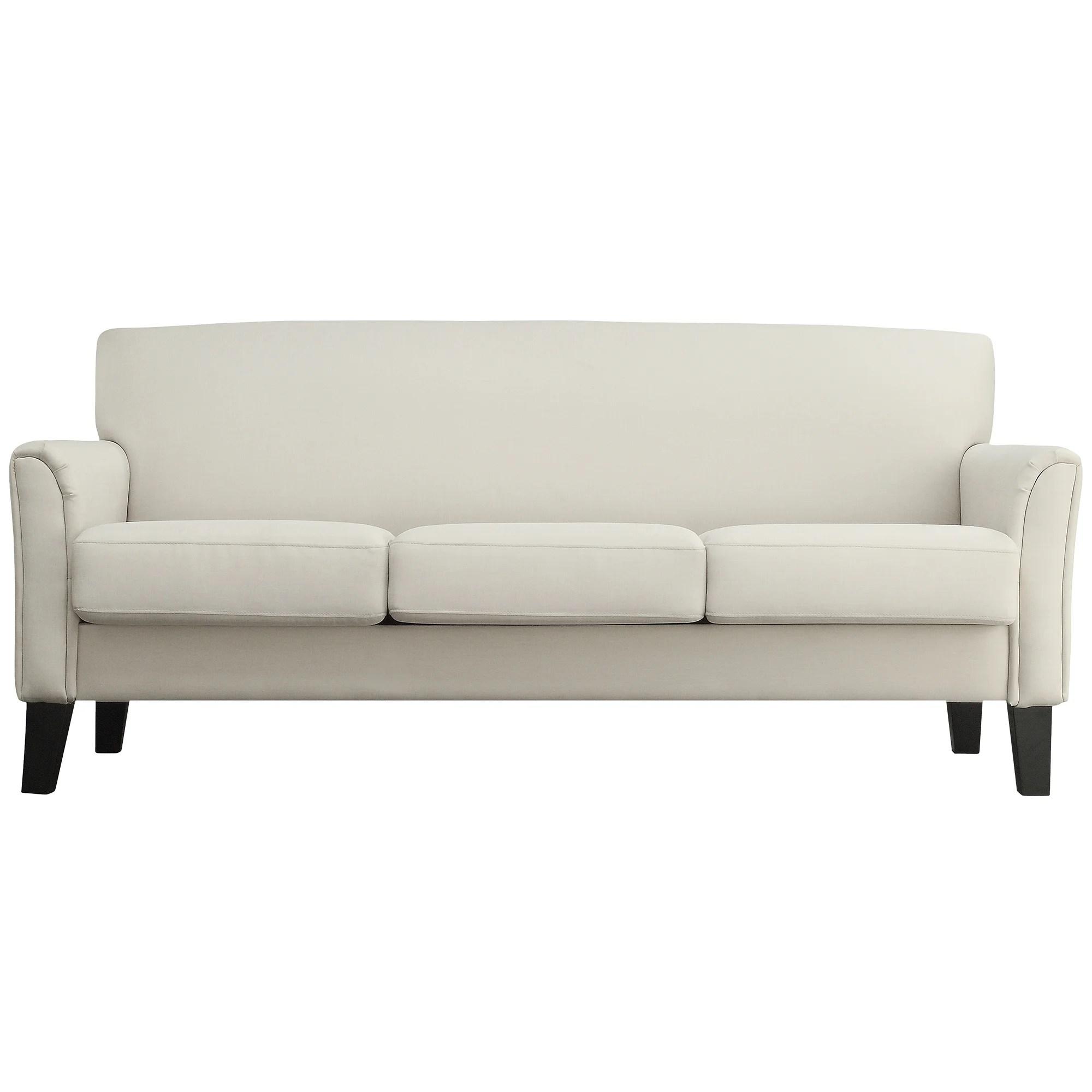 spartan sofa throw cover white sparta modern wayfair