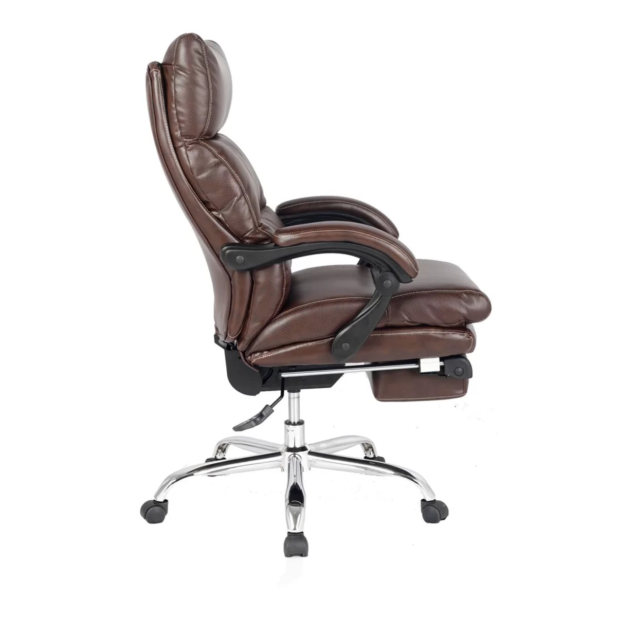 Viva Office Chair Viva Office High Back Leather Executive Chair With Double