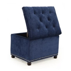 Chair Covers Oriental Trading Staples Casters Adecotrading Accents Rectangular Tufted Storage Ottoman