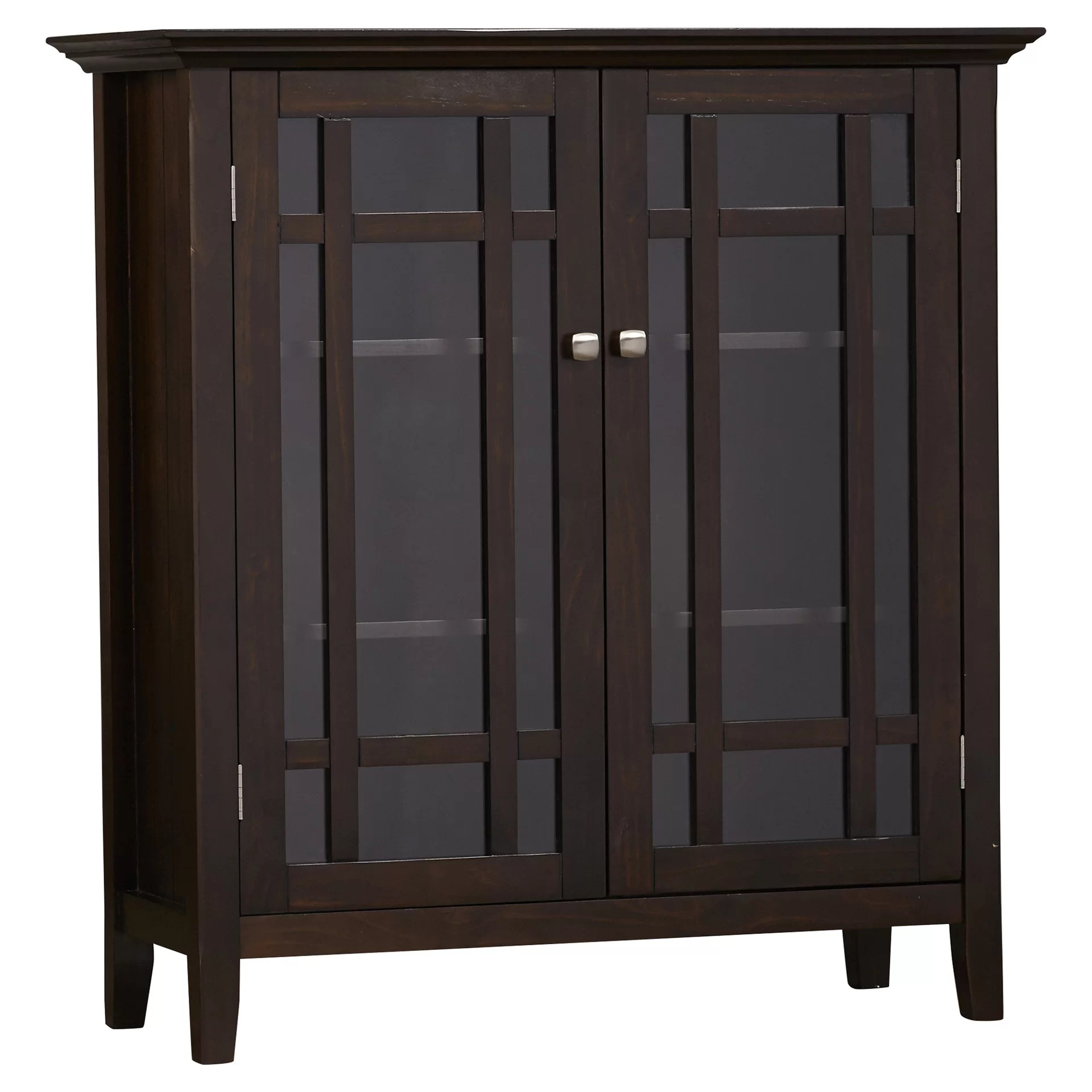 Darby Home Co Leon Media Cabinet with Buffet  Reviews
