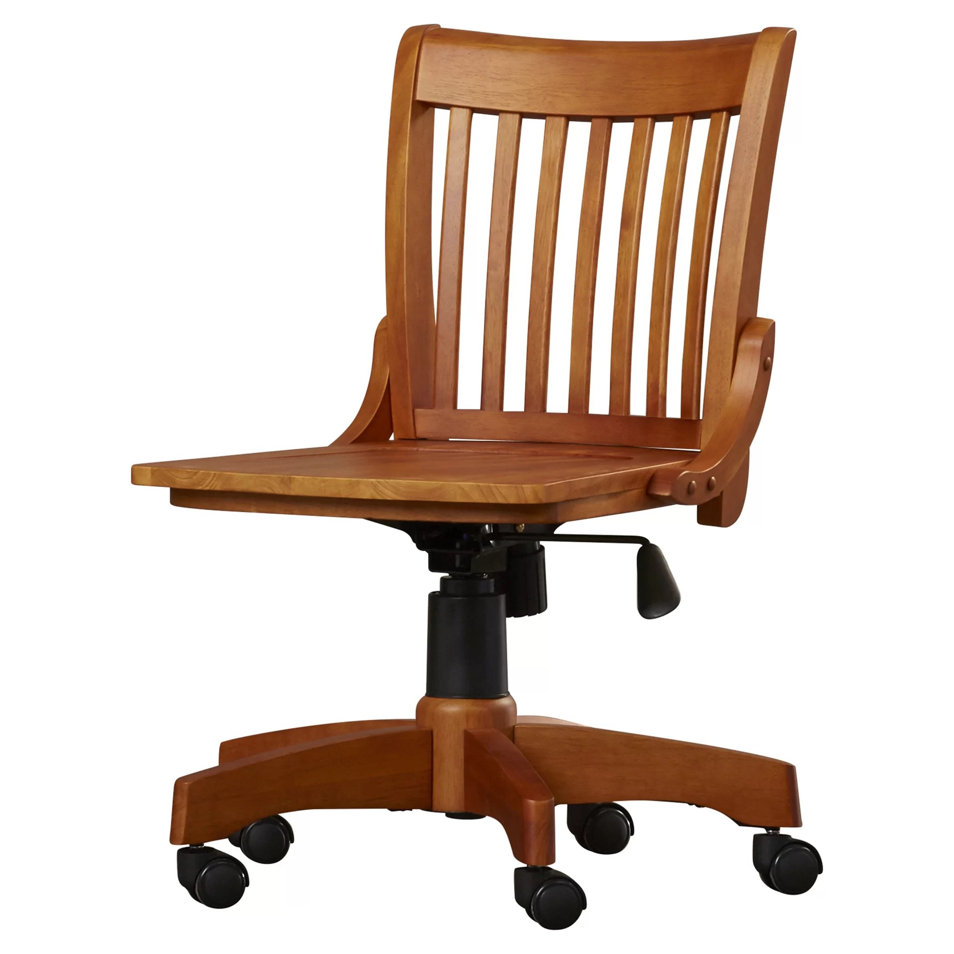 Bankers Chairs Alcott Hill Fairport Mid Back Deluxe Bankers Chair