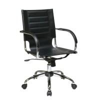 Varick Gallery Bloomingdale Mid-Back Desk Chair & Reviews ...