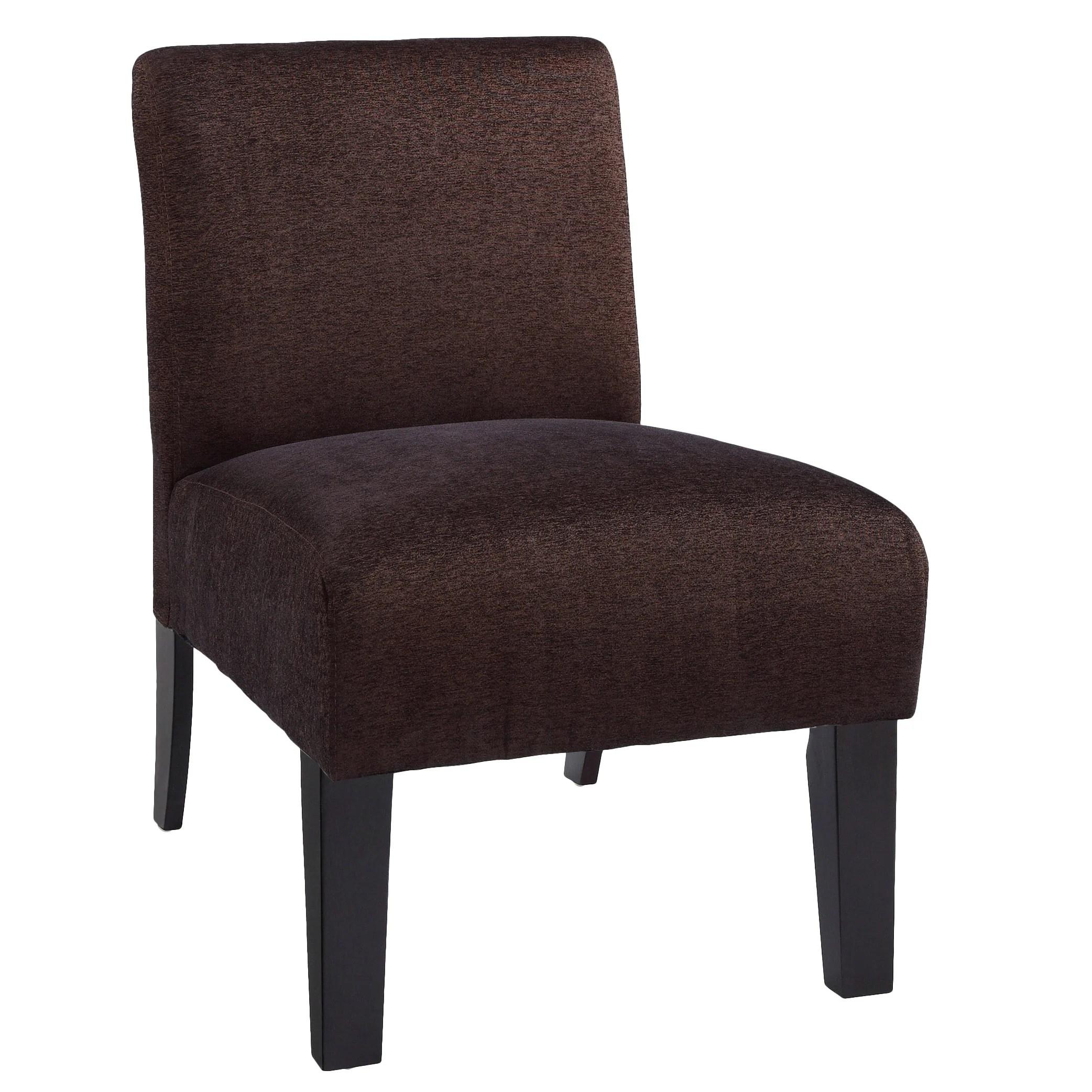 brown slipper chair custom kids varick gallery arrandale solid and reviews