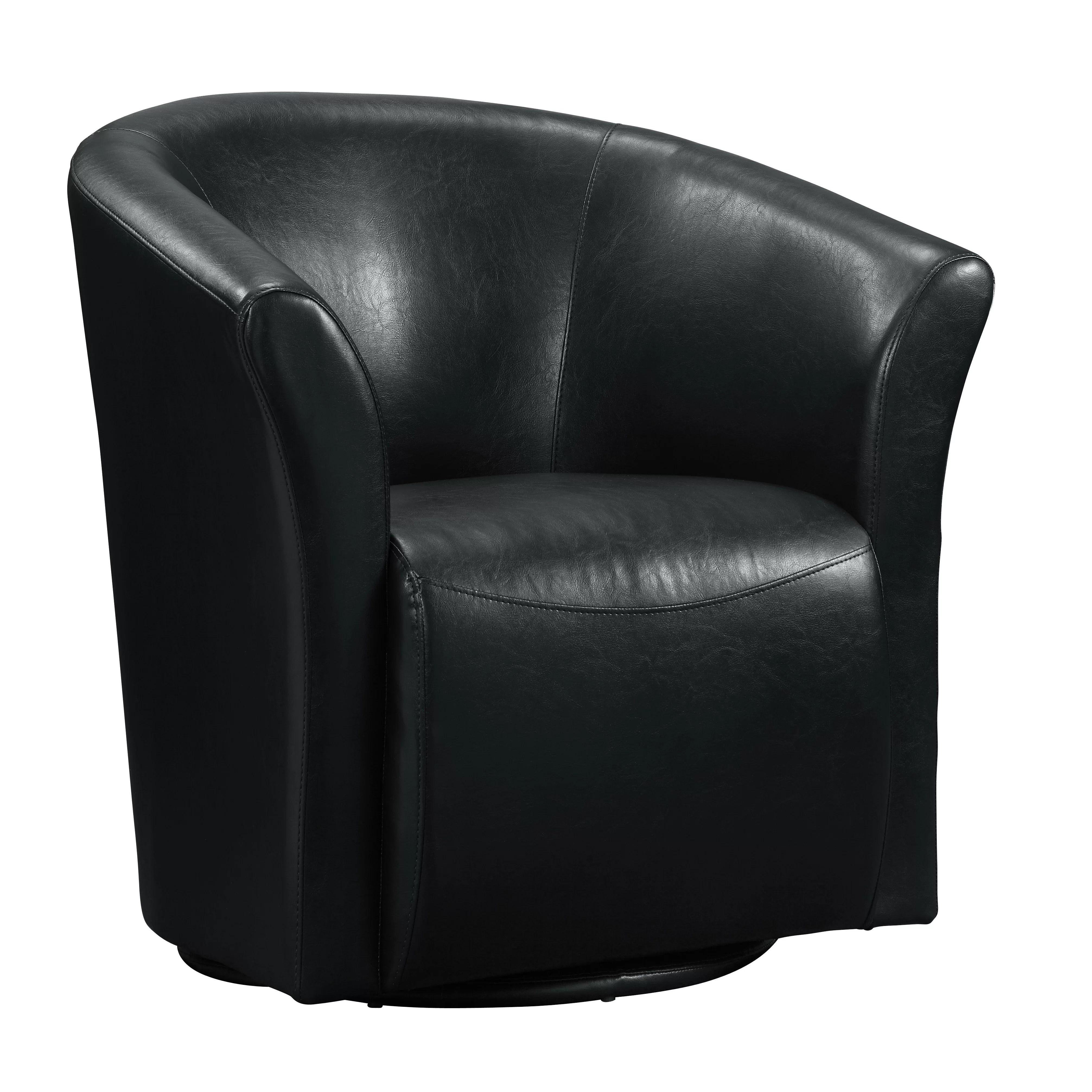 swivel arm chairs black spandex chair covers for sale elisha wayfair
