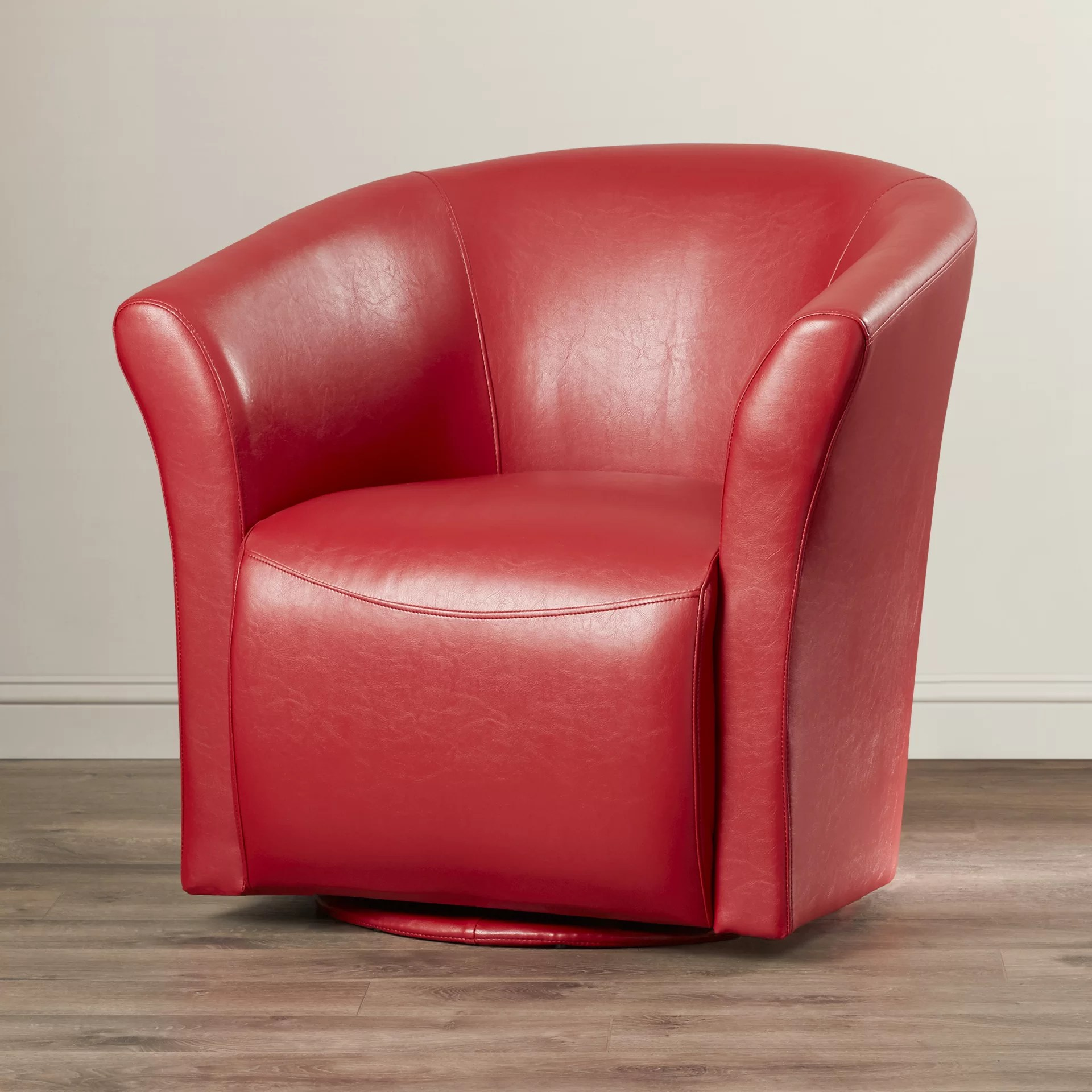 Wade Logan Swivel Arm Chair  Reviews  Wayfair
