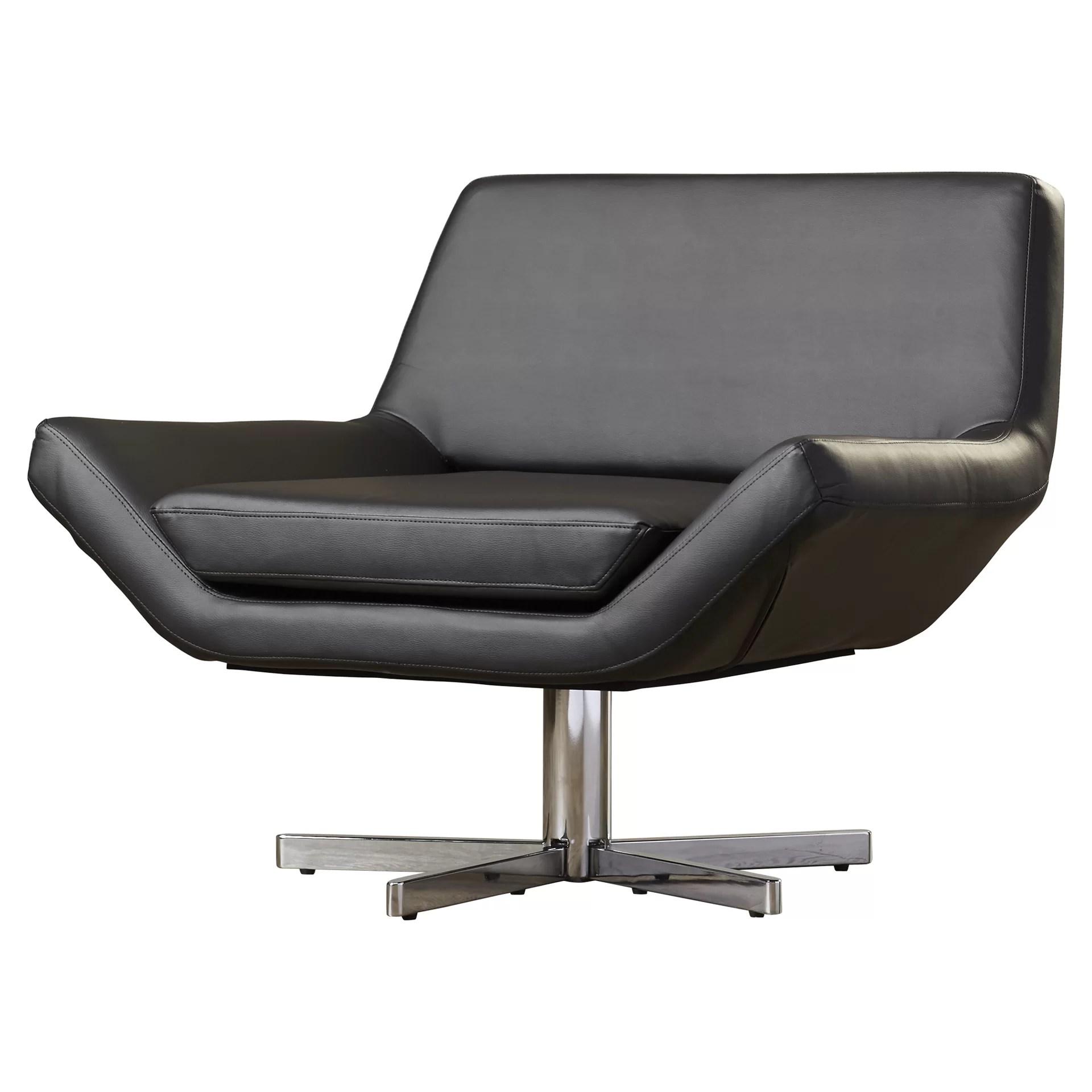 swivel arm chairs recliner rocker chair wade logan matt and reviews wayfair