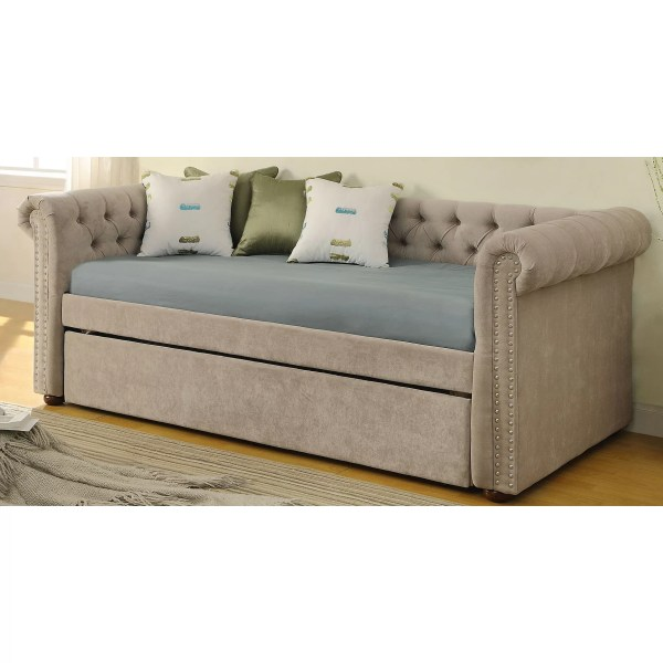 Nspire Daybed With Trundle &