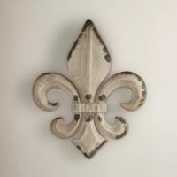 Fleur de Lis Wall Decor | Joss & Main