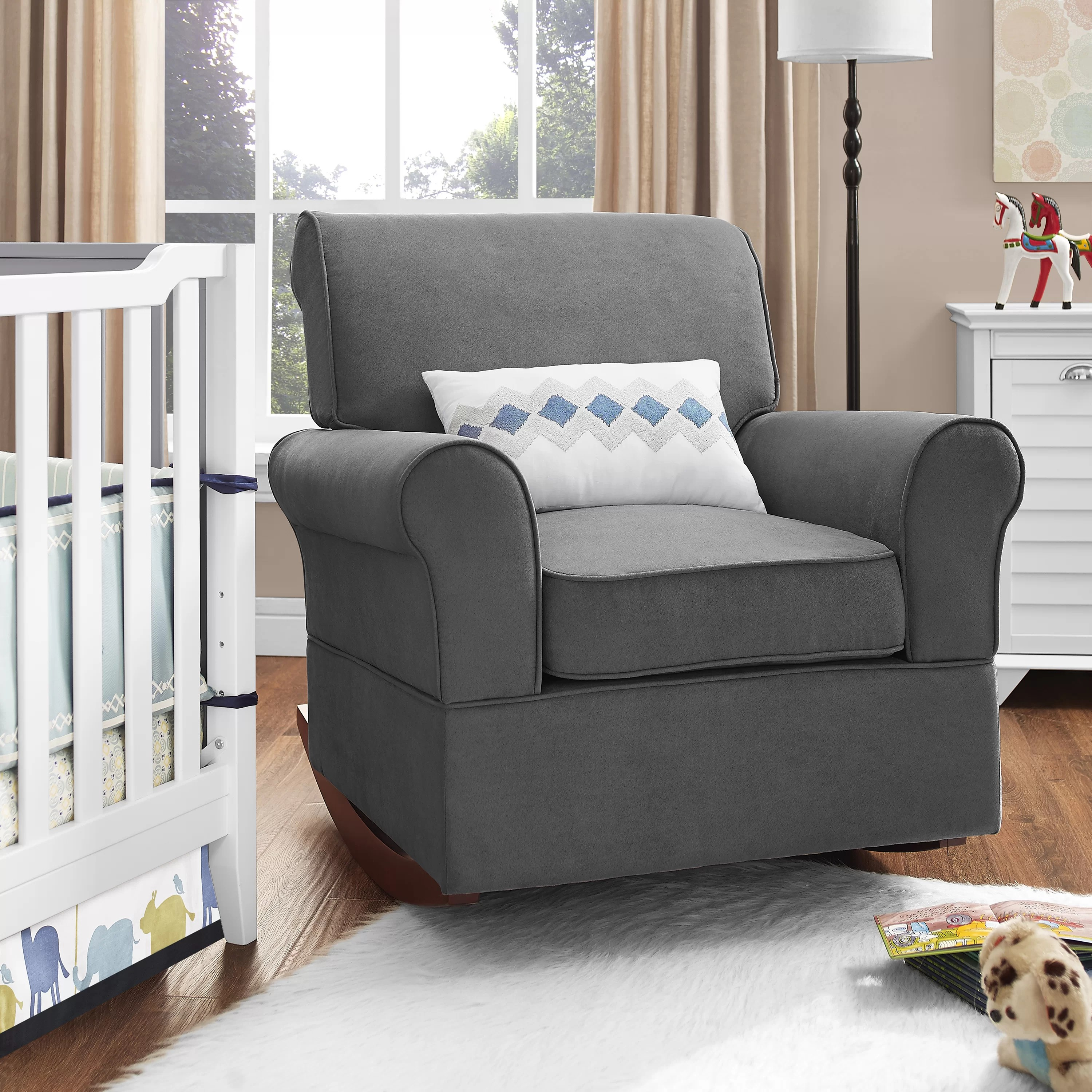 Baby Rocker Chair Baby Relax Baby Relax Mackenzie Rocker And Reviews Wayfair