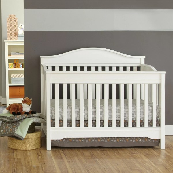 Baby Relax Eddie Bauer Langley 3-in-1 Convertible Crib