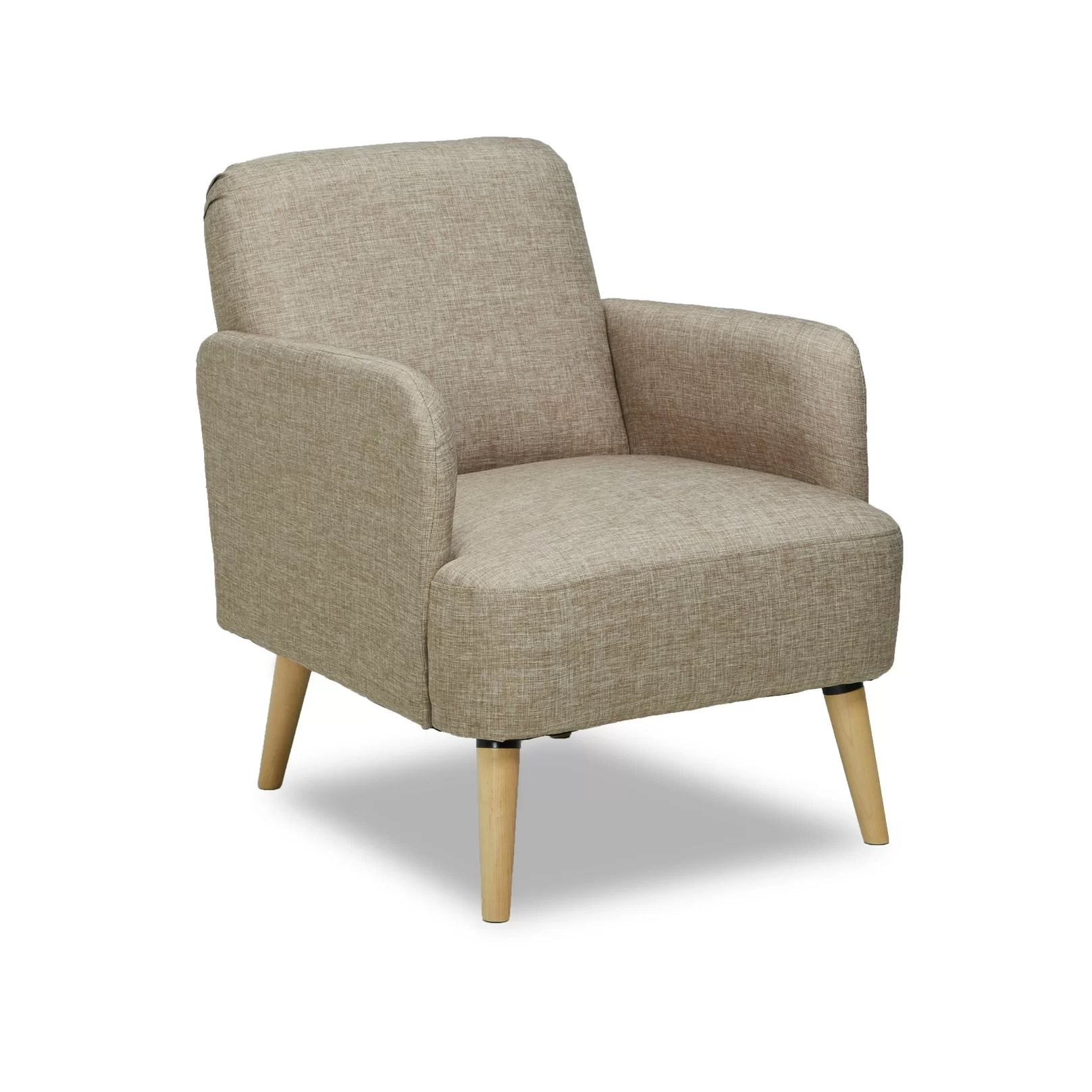 Armed Accent Chairs Accent Arm Chair Wayfair Ca