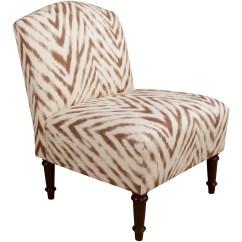 Giraffe Print Chair Handmade Adirondack Chairs Situ Animal Slipper Wayfair