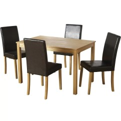 Dining Table And Chair Set Uk White Covers Anns 4 Chairs Wayfair