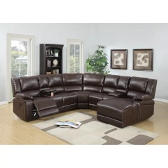 Entertainment Sofa Sets Arm Drink Holder Infini Furnishings Sectional And Reviews Wayfair