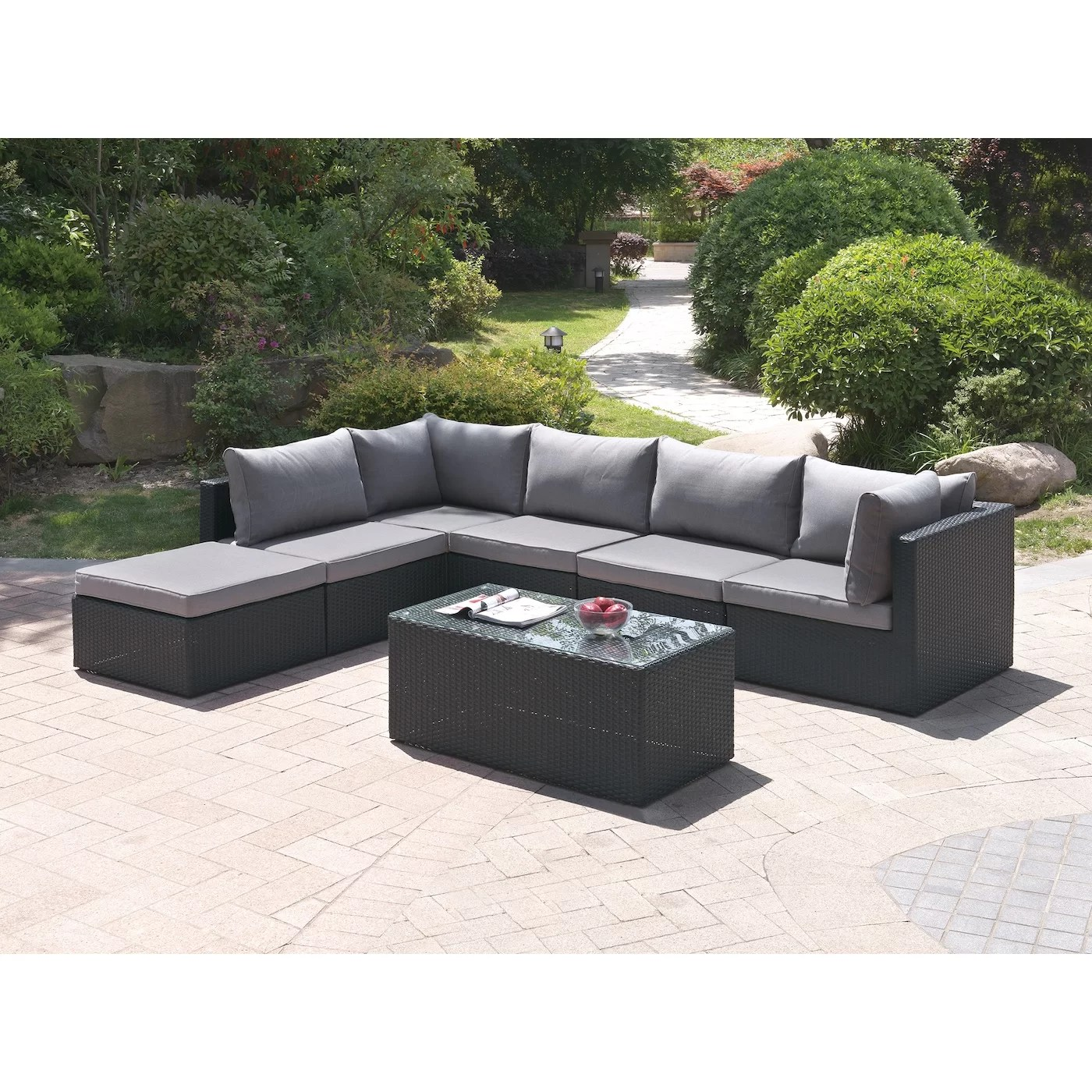 where to buy sofa in jb fortress patio wicker 7 piece deep sectional group set and reviews
