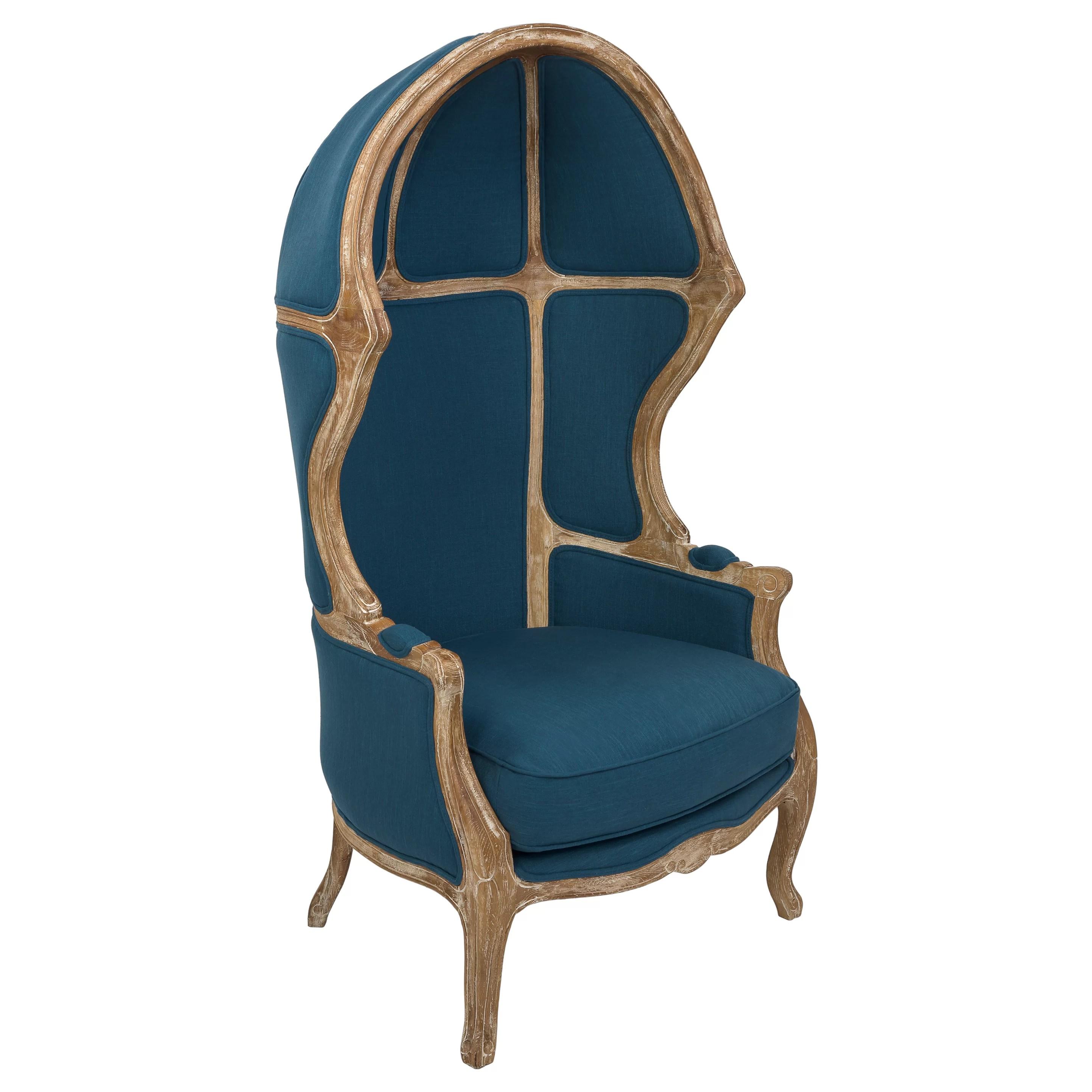 Safavieh Couture Sabine Balloon Chair  Reviews  Wayfair