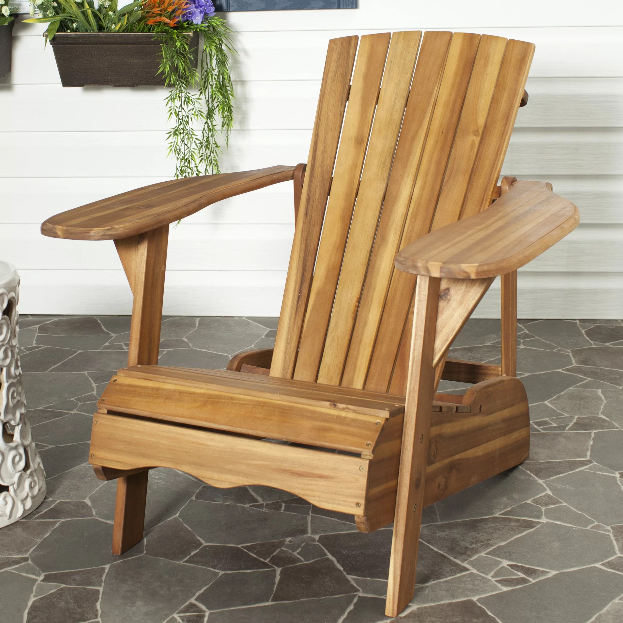 adirondack chair reviews plush rocking chairs for toddlers safavieh mopani and wayfair