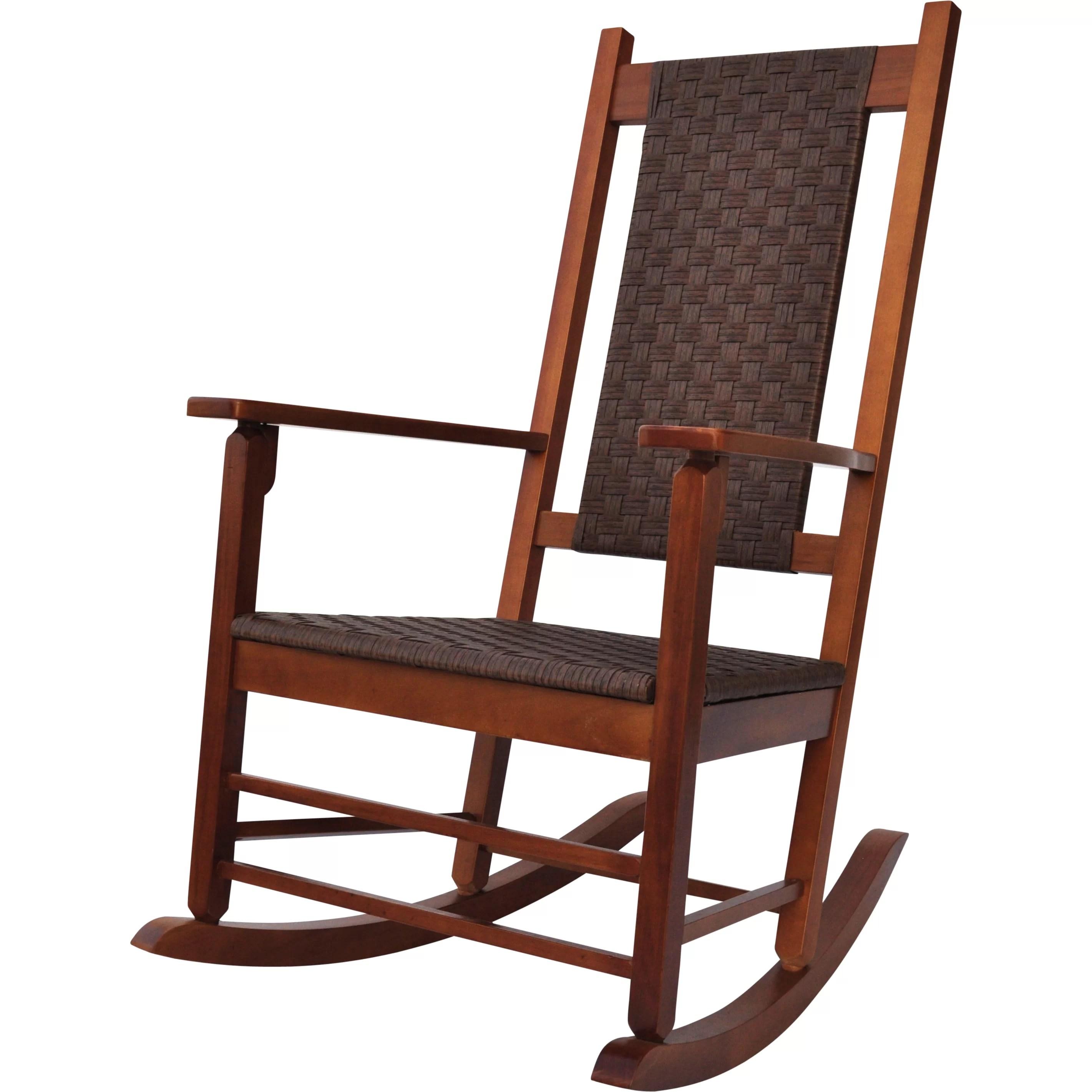Shine Company Inc Hampton Porch Rocking Chair  Reviews  Wayfair