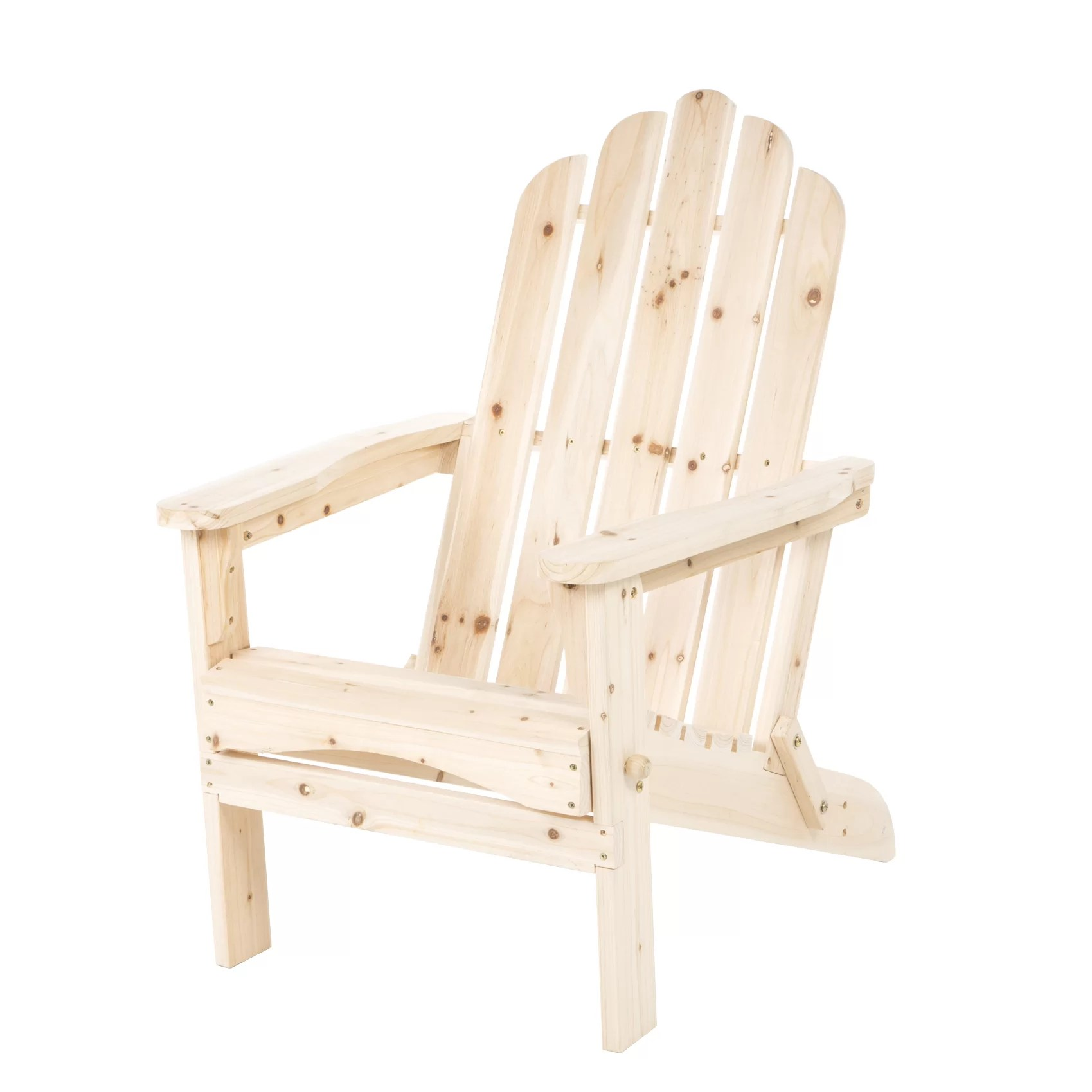 Living Accents Folding Adirondack Chair Marina Folding Adirondack Chair Wayfair