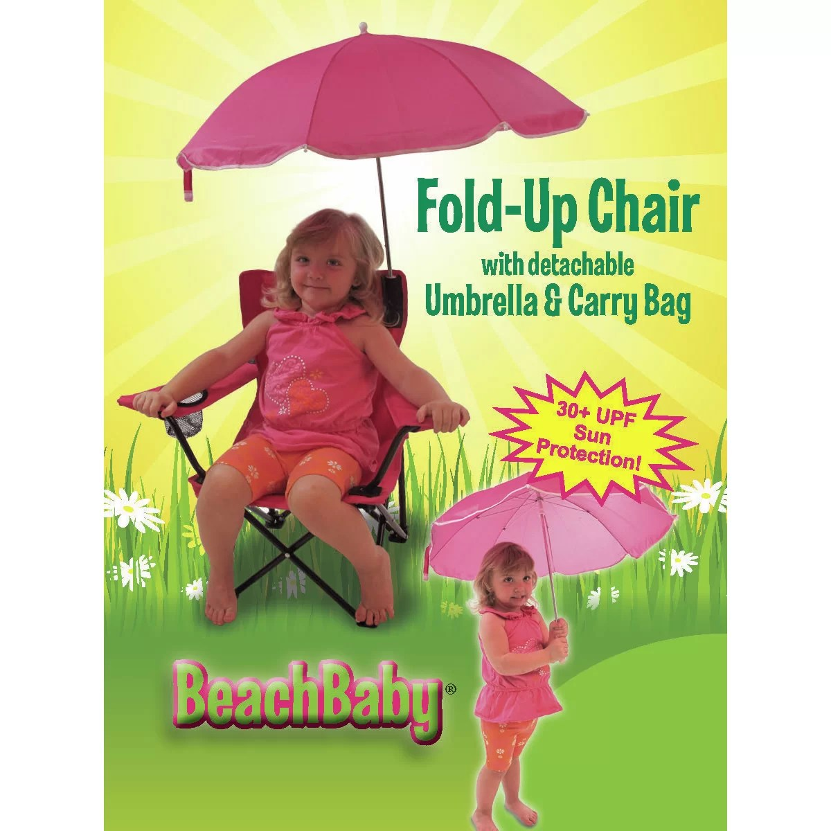 kids camp chair with umbrella plush leather desk camping cup holder wayfair