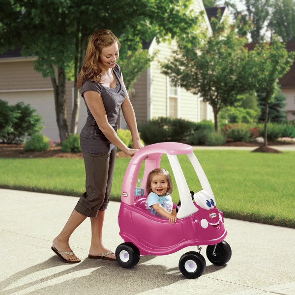 Princess Cozy Coupe Push Car