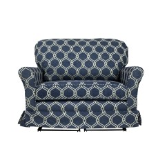 Chair And A Half Glider Recliner Office Covers Ebay Little Castle Cottage Reviews