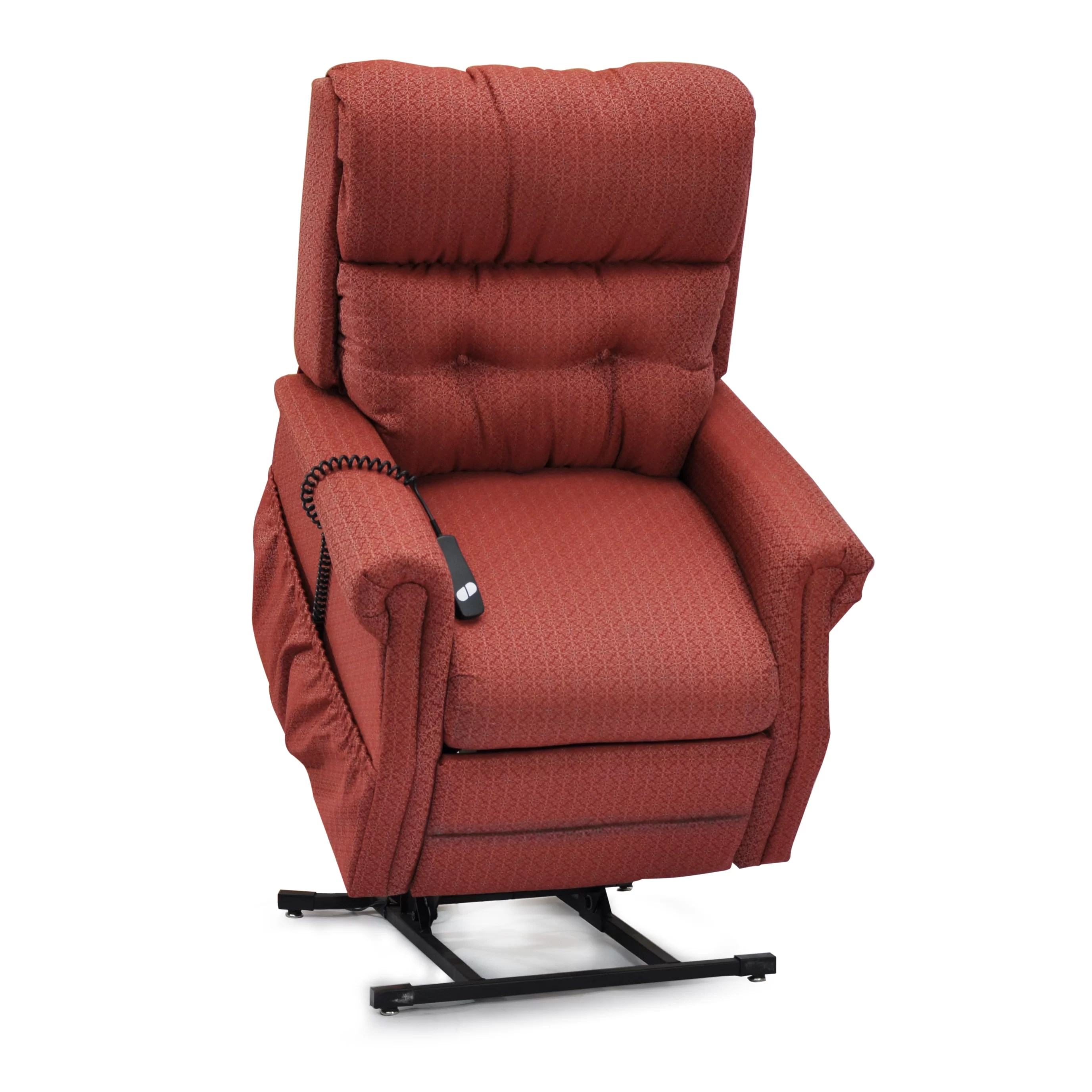 Med Lift Chairs Two Way Reclining Lift Chair Wayfair