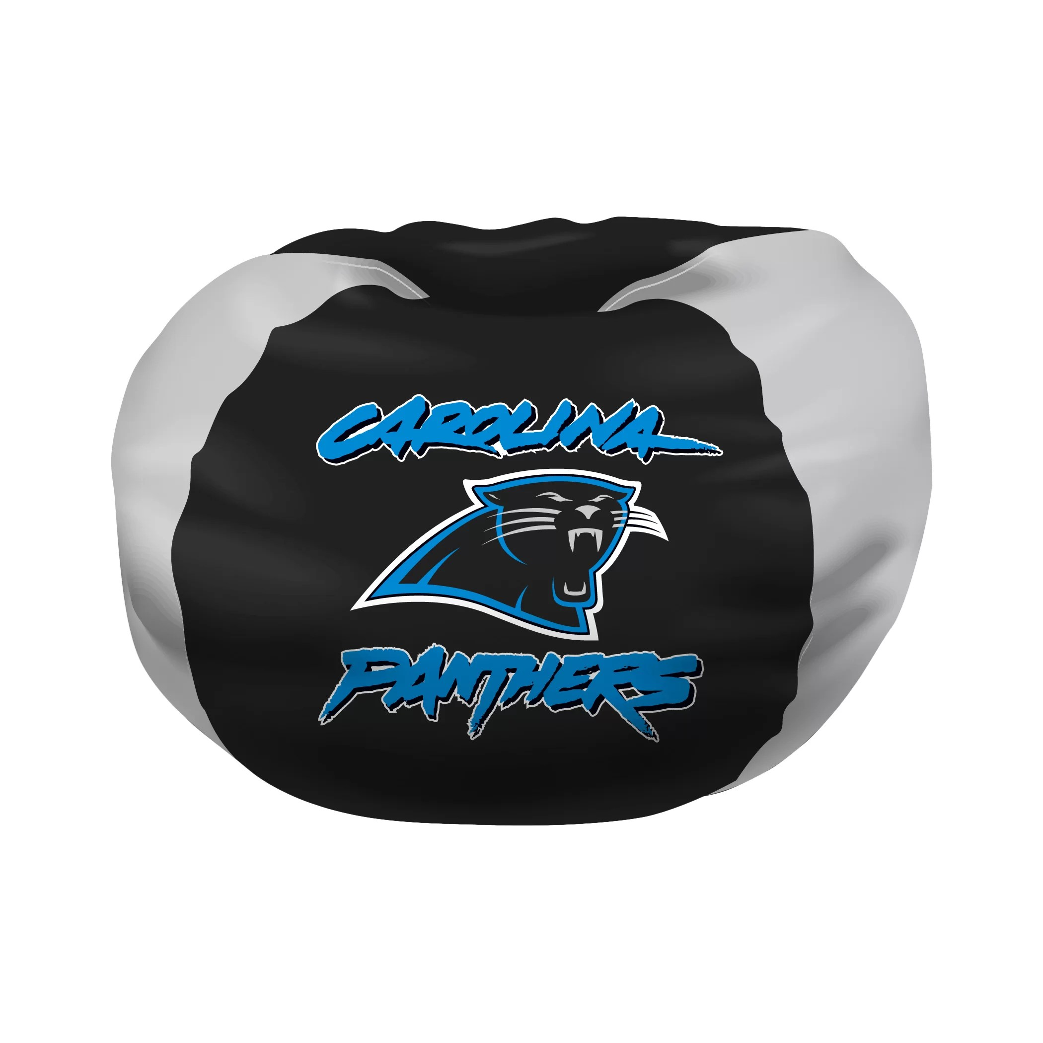 carolina panthers chair american furniture chairs northwest co nfl bean bag and reviews wayfair