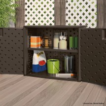 Resin Outdoor Storage Cabinets