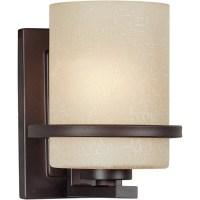 1 Light Wall Sconce   Wayfair