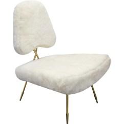 Jonathan Adler Chair Lazy Boy Lift Error Code E68 Maxime Fur Side Allmodern