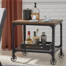 Mercury Row Corvus Bar Cart &