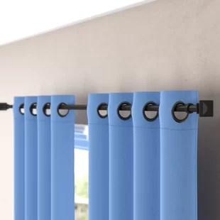 short curtain hardware accessories